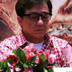 Jackie Chan @ Dragon Blade Press Conference, Singapore 2015