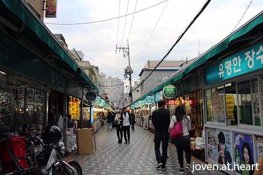 Haeundae Traditional Market