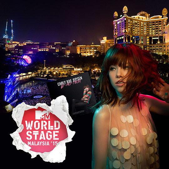 Carly Rae Jepsen (© MTV Asia)