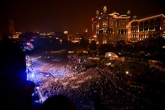 MTV World Stage Malaysia 2015 (© MTV Asia & Alec Wong)