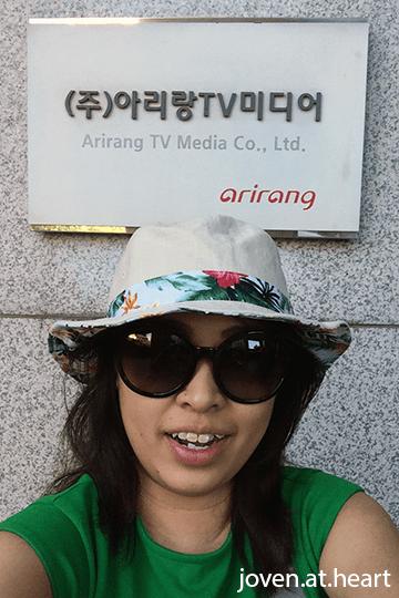 Arirang TV Tour vs Tour