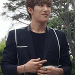 Sunghak @ BIGSTAR 20150923 Show Champion Pre-recording Fan Event