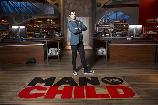 Man vs Child: Chef Showdown (© Lifetime Asia)