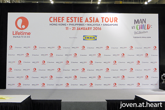 Chef Estie Asia Tour (2016)
