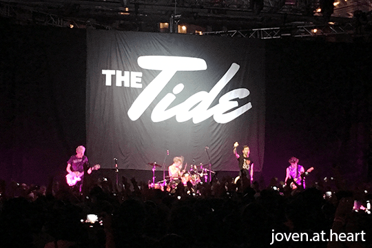 The Tide Live in Singapore (2016)