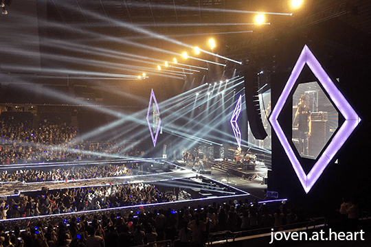 CN Blue Come Together in Singapore 2016