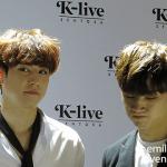 Yugeom & JB, K-Live Sentosa GOT7 Mini Fan Meet