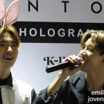 Youngjae & BamBam, K-Live Sentosa GOT7 Mini Fan Meet