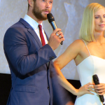 "Chris Hemsworth & Charlize Theron @ ""Huntsman: Winter's War"" Gala Premiere in Singapore 2016"