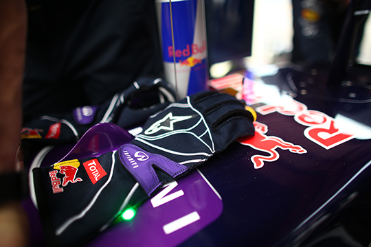 Red Bull Racing Filming Day Two