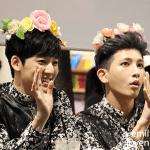 U-Kiss Fansign @ Bandi & Luni's, Seoul