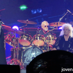 Queen + Adam Lambert @ 2016 Formula 1 Singapore Airlines Singapore Grand Prix