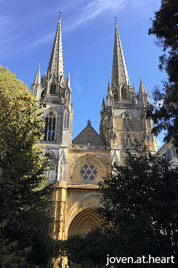 Bayonne Cathedral, Bayonne, France
