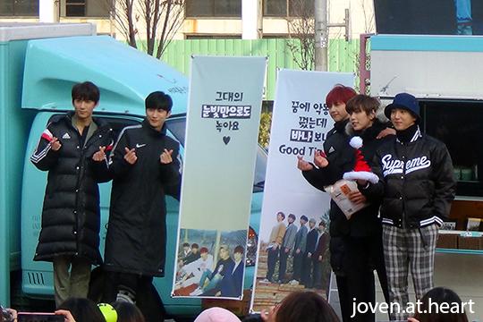 B1A4 Mini Fan Meeting