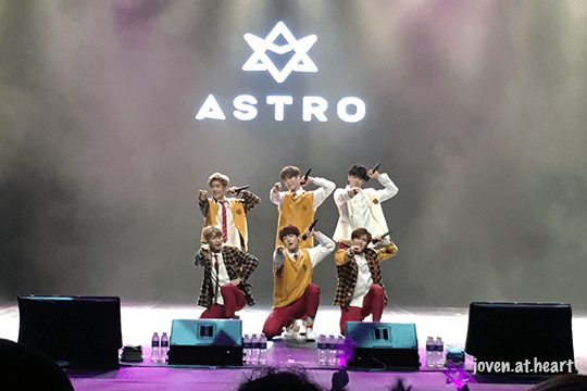 Astro 1st Showcase in Singapore 2017