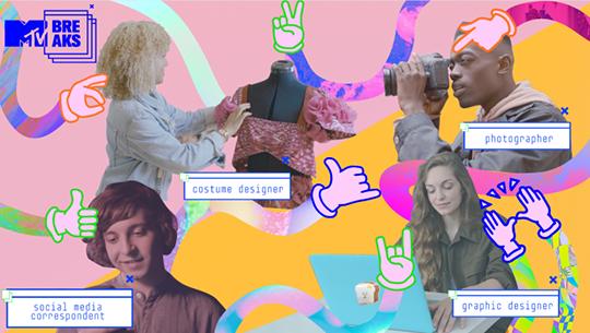MTV Breaks EMAs 2017 in London