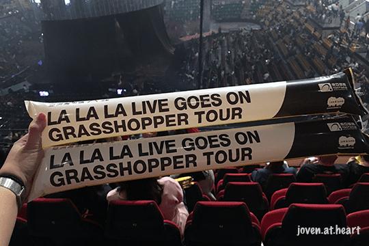 草蜢香港 Live Goes On 世界巡迴演唱會 2017