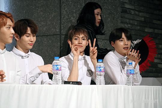 14U MakeStar Fan Meet Seoul 2018