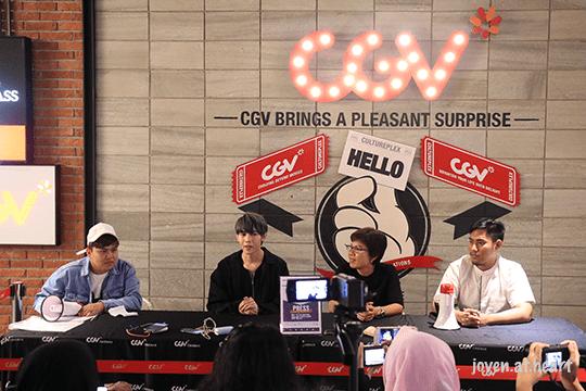 14U Loudi Press Conference Jakarta 2018