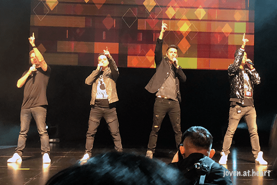 "a1 ""20th Anniversary Reunion Tour"" Singapore 2018"