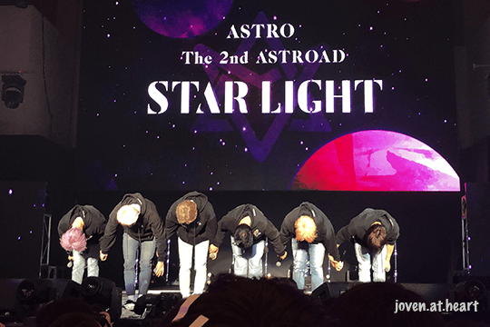 The 2nd Astroad To Seoul - Starlight