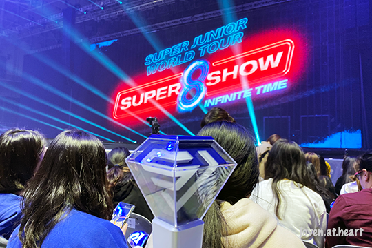Super Show 8: Infinite Time in Seoul 2019