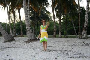 La Joven Doctora en los Cocoteros