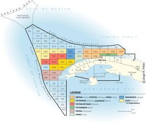 Zona petroleo Cuba