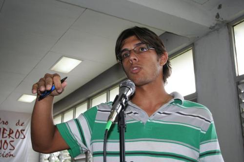 Randy Otero Jiménez  del Blog Cuba por dentro