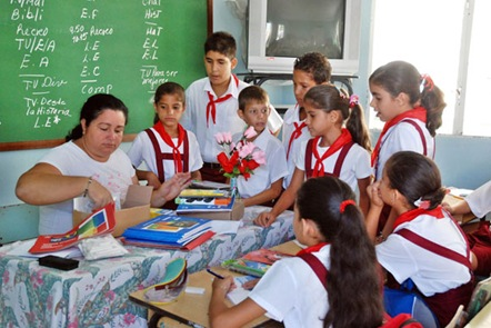 22 DE DICIEMBRE DIA DEL EDUCADOR EN LAS TUNAS
