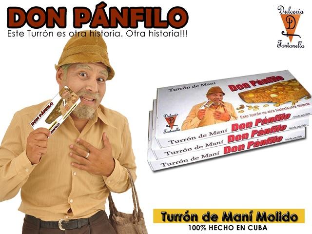 Luis Silva - Turrón Don Pánfilo
