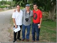 El trovador Vicente Feliú escribió una carta abierta de solidaridad...