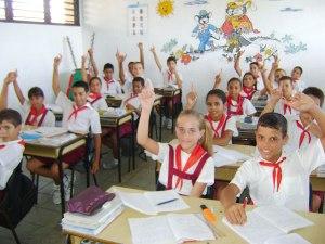 escuelasenCuba