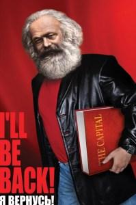 Un Karl Marx de estos tiempos.