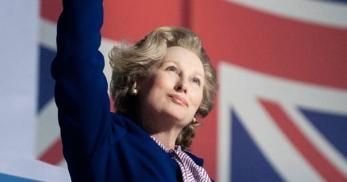 Margaret Thatcher (The Iron Lady, 2011)