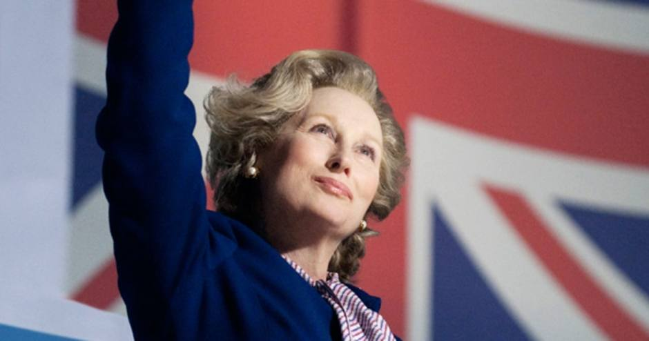 Margaret Thatcher (The Iron Lady, 2011)