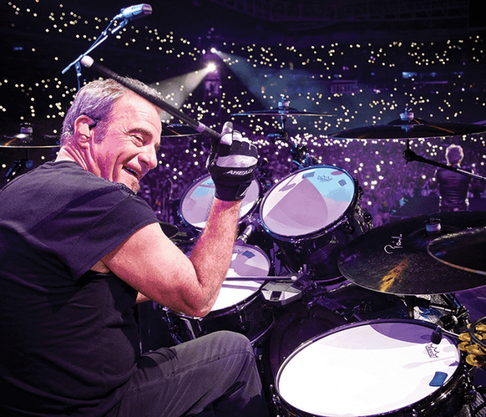 Tico's Interview With  Modern Drummer