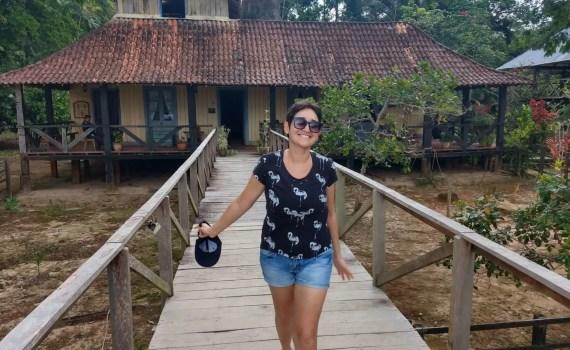 Manaus/AM: Museu do Seringal