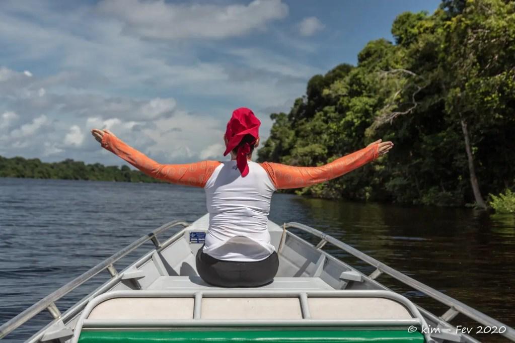 Novo Airão/AM - Parque Nacional Anavilhanas