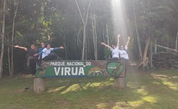 parque nacional do viruá