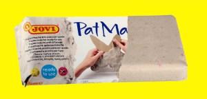 JOVI paperimassa Patmache avattu pakkaus