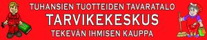 Logo tarvikekeskus