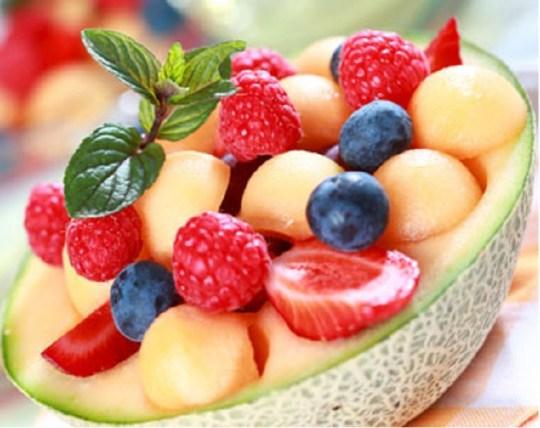 spring fruit