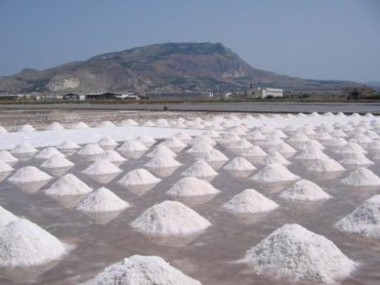 Trapani Salt Fields