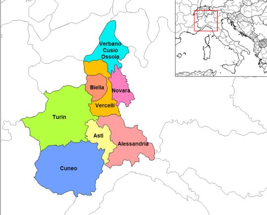 cuneomap