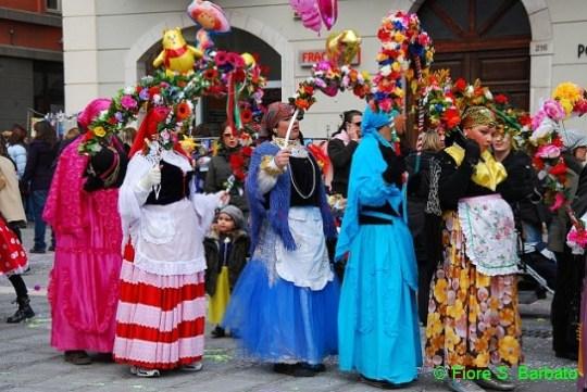 Carnevale in Campania, Italy