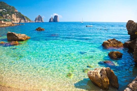Amalfi-Coast-Beach