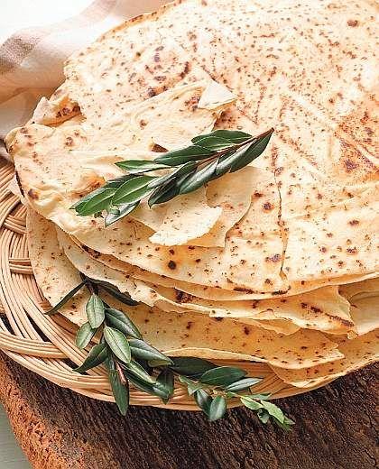 Pane Carasau - Sardinian Bread