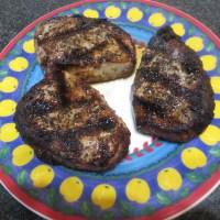 Grilled Prk Chops For Dinner