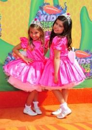 Sophia Grace Brownlee & Rosie Grace McClelland